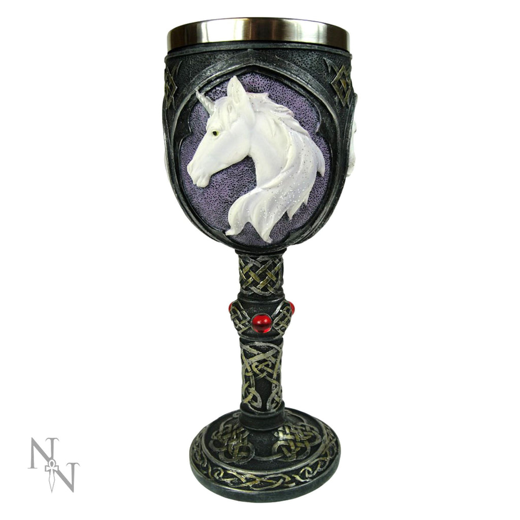 Unicorn Refreshment Goblet 19cm