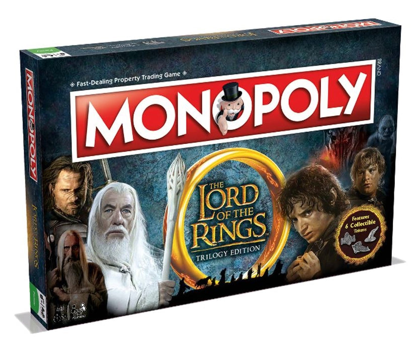 Lord of The Rings - Monopoly