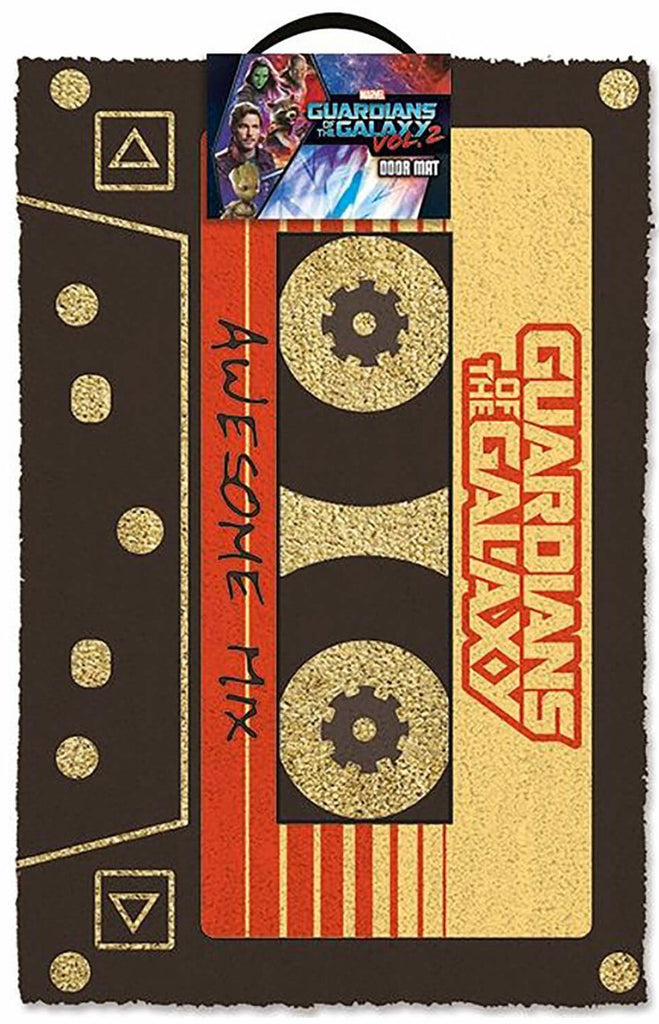 Marvel - Guardians Of The Galaxy Vol. 2 (Awesome Mix) Doormat