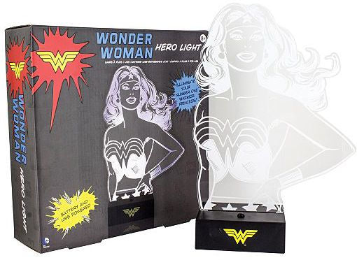 DC Comics - Wonder Woman Hero Light