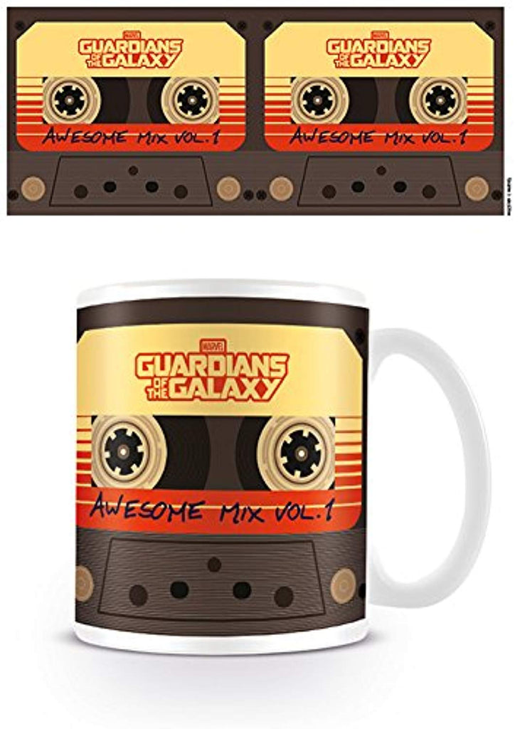 Marvel - Guardians Of The Galaxy (Awesome Mix Vol. 1) Mug