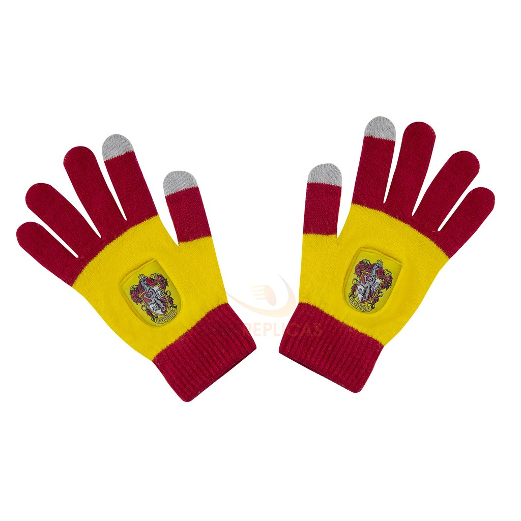 Harry Potter - Gloves Screentouch - Gryffindor Red