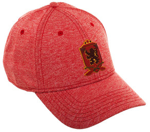 Harry Potter - Gryffindor rubber patch cap