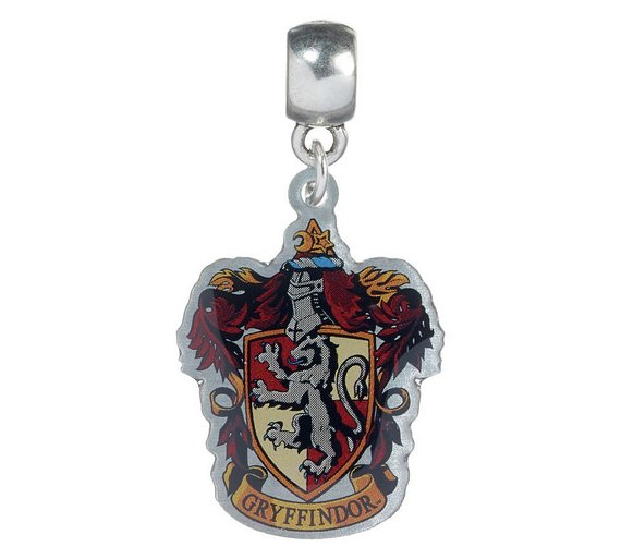 Harry Potter - Gryffindor Crest Slider Charm