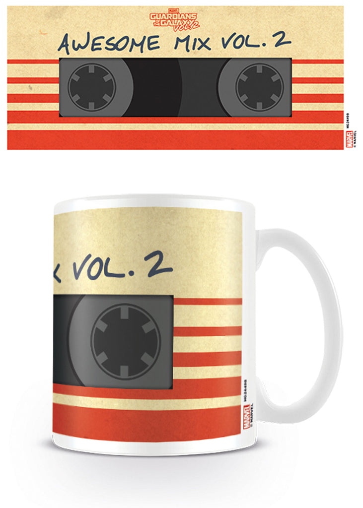 Marvel - Guardians Of The Galaxy Vol. 2 (Awesome Mix Vol. 2) Mug