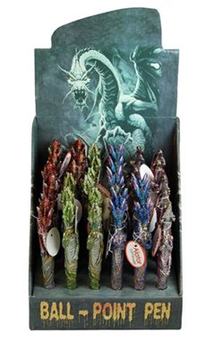 Dragon Lord Pen 16cm