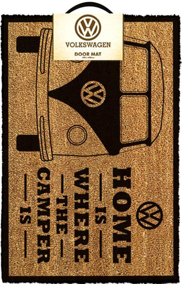 VW (Home Is Where the Camper Is) Doormat