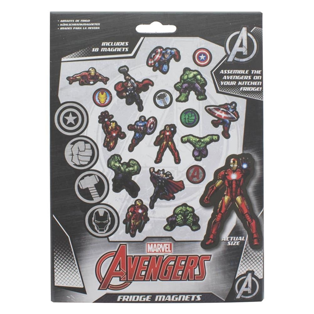 Marvel - Avengers Fridge Magnets
