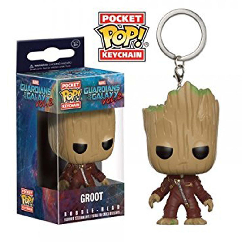 Marvel - Pocket POP! Keychain: Guardians of the Galaxy Vol. 2: Groot