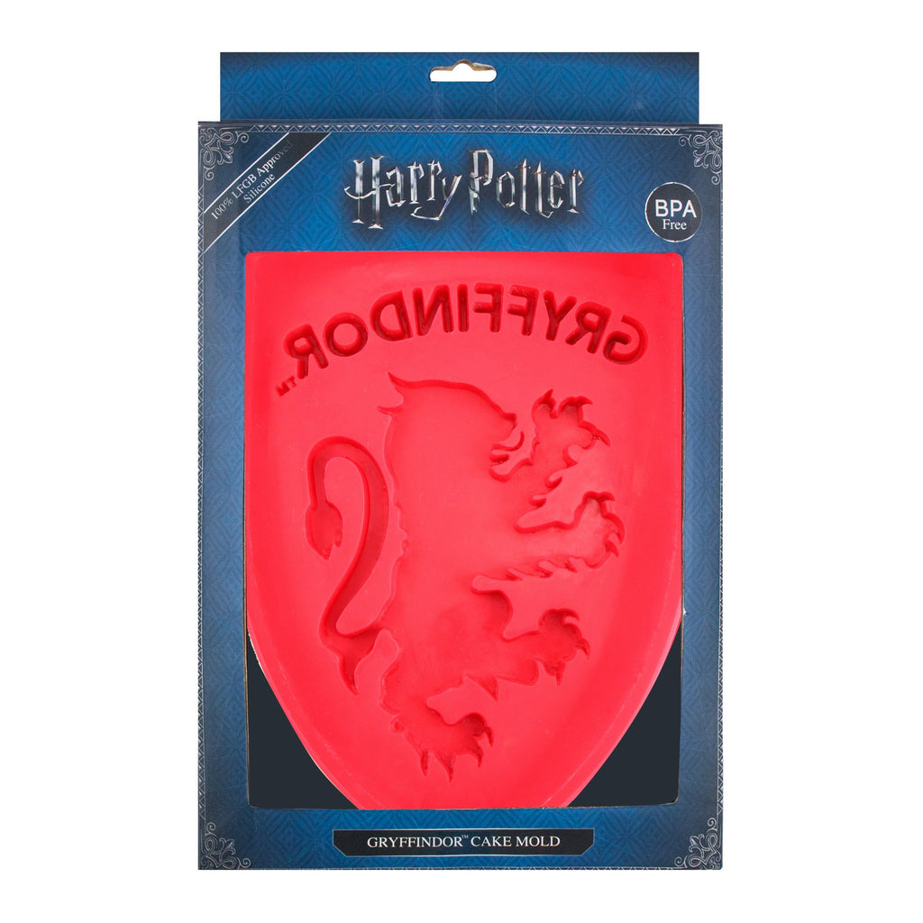 Harry Potter - Cake Mold Silicone - Gryffindor