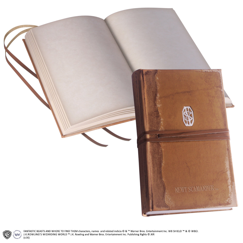 Fantastic Beasts - Newt's Journal