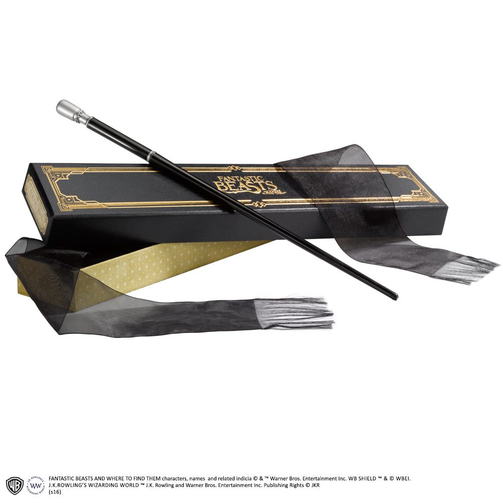 Fantastic Beasts - Percival Graves Wand Collector Box