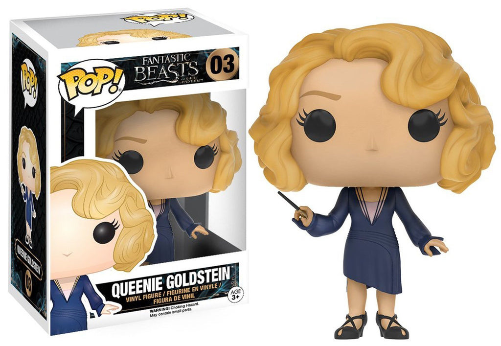 Fantastic Beasts - POP! Vinyl: Queenie
