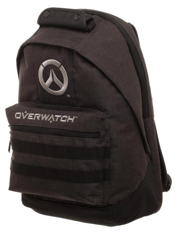 Overwatch - Logo Charcoal Backpack