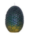 Game of Thrones - Dragon Egg Candle (Green)