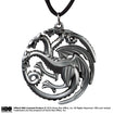 Game of Thrones - Tragaryen Sigil Pendant costume