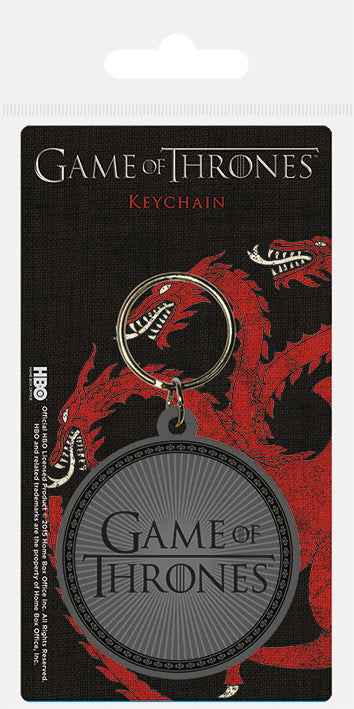 Game of Thrones - Logo Keychain