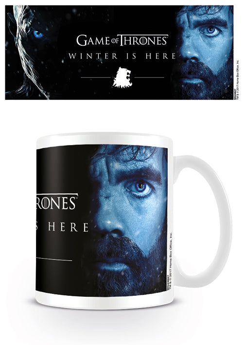 Game of Thrones - (Winter Is Here - Tyrion) Mug