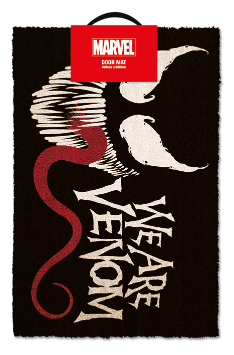 Marvel - Venom (We Are Venom) Doormat