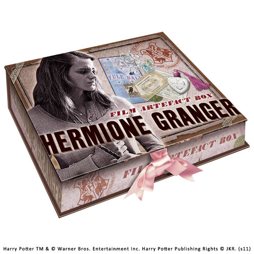 Harry Potter - Hermione's Artefact Box