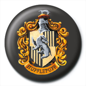 Harry Potter - (Hufflepuff Crest) Badge