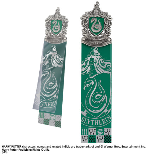Harry Potter - Slytherin Crest Bookmark