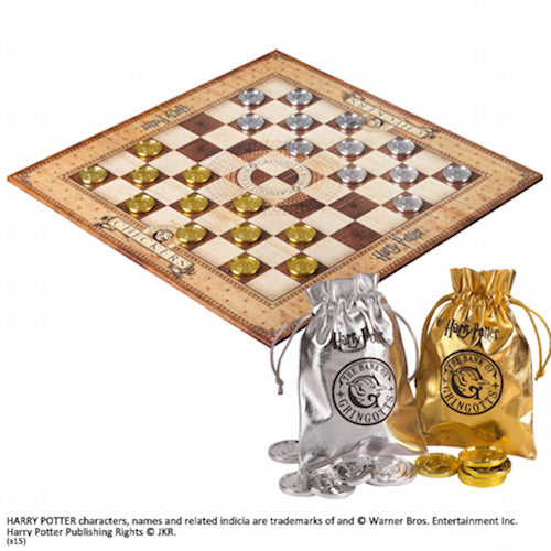 Harry Potter - Gringotts Checker Set