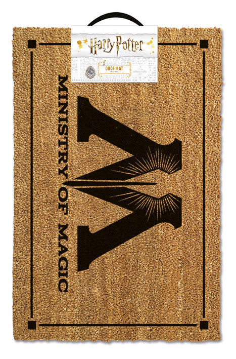 Harry Potter - (Ministry Of Magic) Doormat