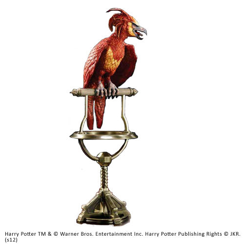Harry Potter - Fawkes the Phoenix Statue