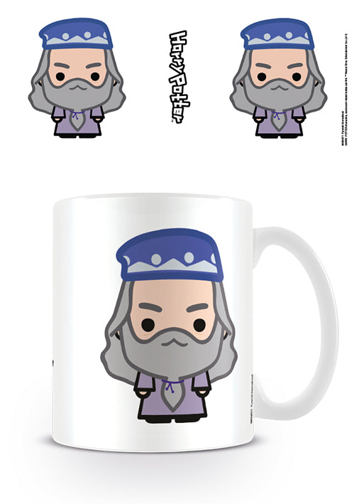 Harry Potter - (Kawaii Albus Dumbledore) Mug