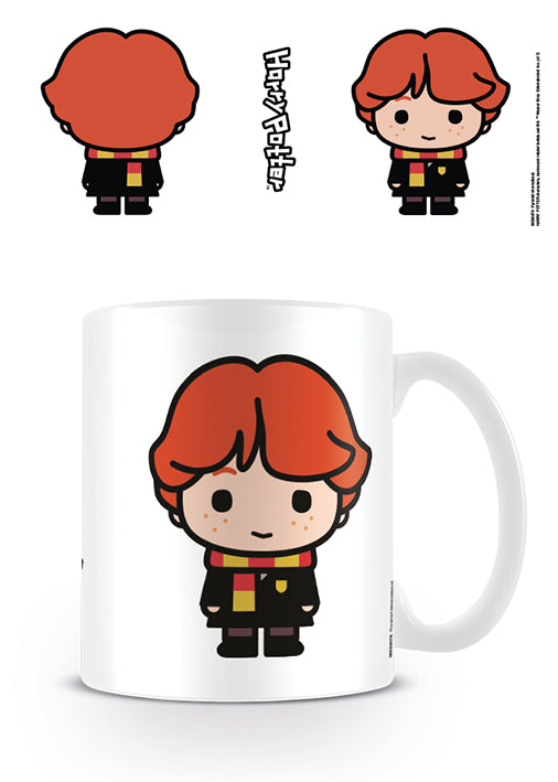 Harry Potter - (Kawaii Ron Weasley) Mug