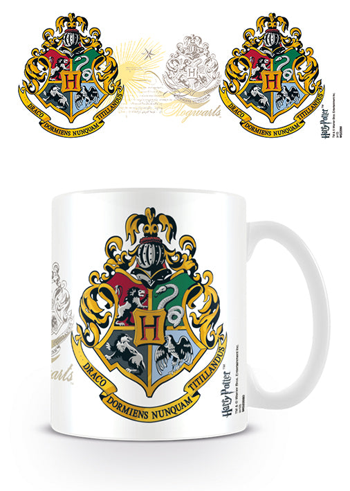 Harry Potter - (Hogwarts Crest) Mug