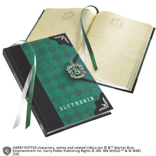 Harry Potter  - Slytherin Journal