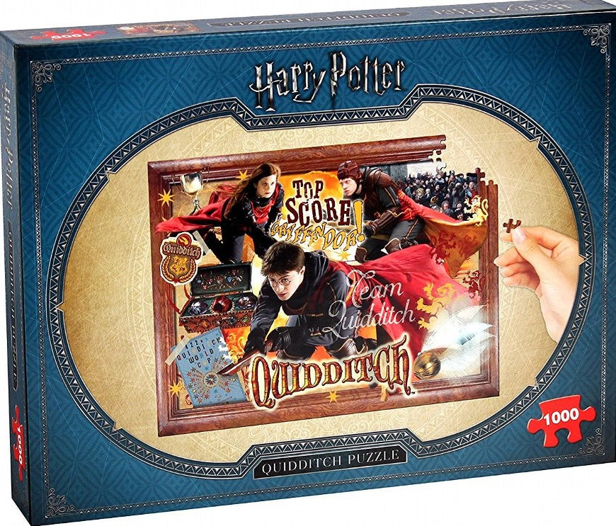 Harry Potter - Kids 1'000PC (Quidditch) Puzzle