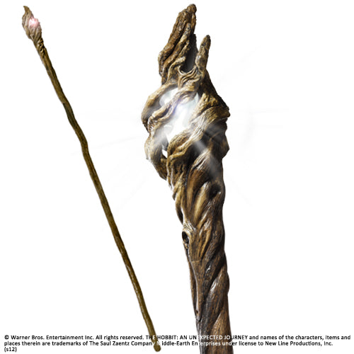 Lord of the Rings - Gandalf's Illuminating Staff Full Size Prop Replica