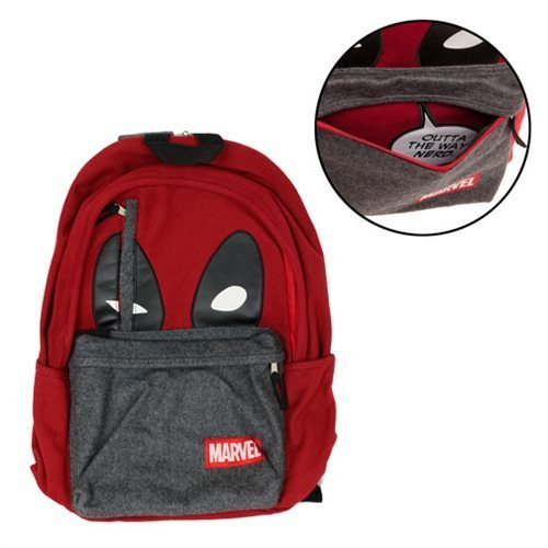 Marvel - Deadpool Hidden Quote - Backpack