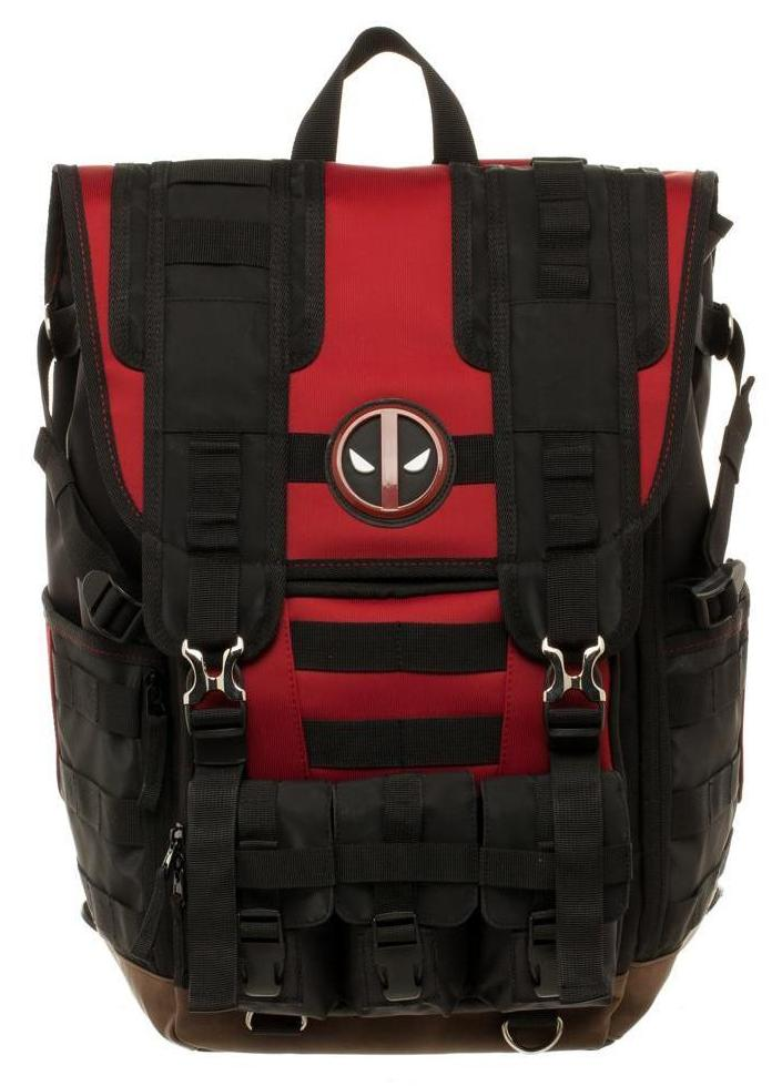 Marvel - Deadpool Tactical Rucksack