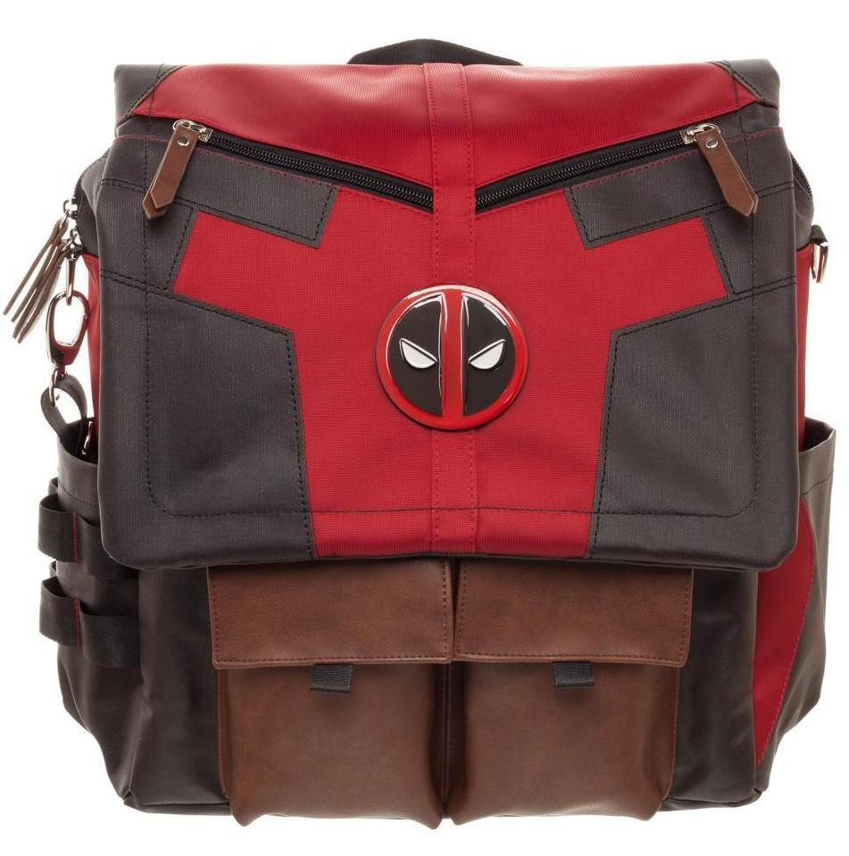 Marvel - Deadpool Convertible Backpack