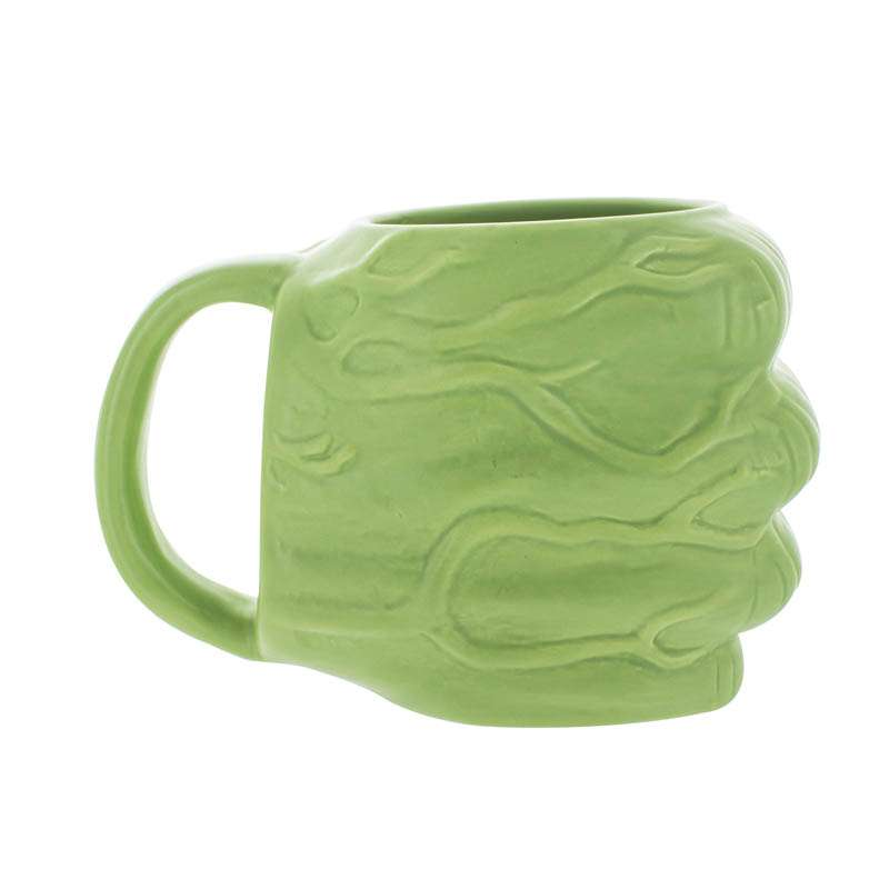 Marvel - Avengers Hulk Shaped Mug