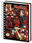 Marvel - Deadpool A5 Notebook