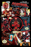 Marvel - Deadpool (Panels) Maxi Poster