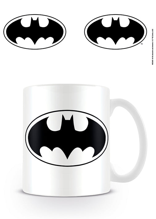 DC Comics - Originals (Batman Mono Logo) Mug