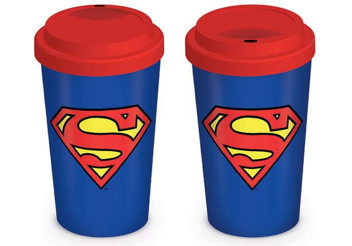 DC Comics - Superman Travel Mug
