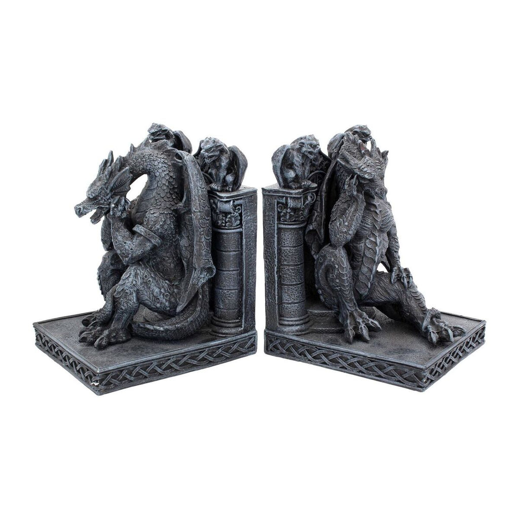Knowledge Keepers Bookends 28cm