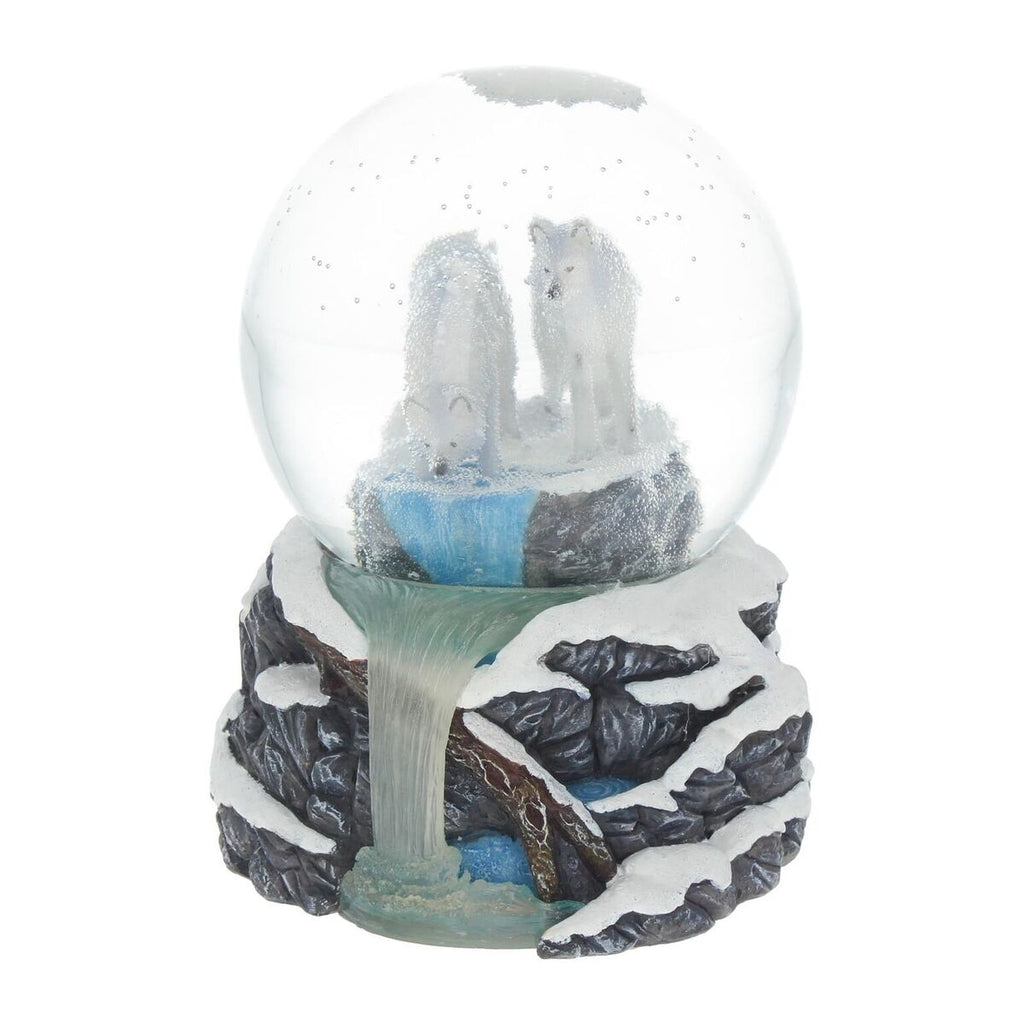Warriors of Winter Snowglobe (LP) 11cm Colour Box