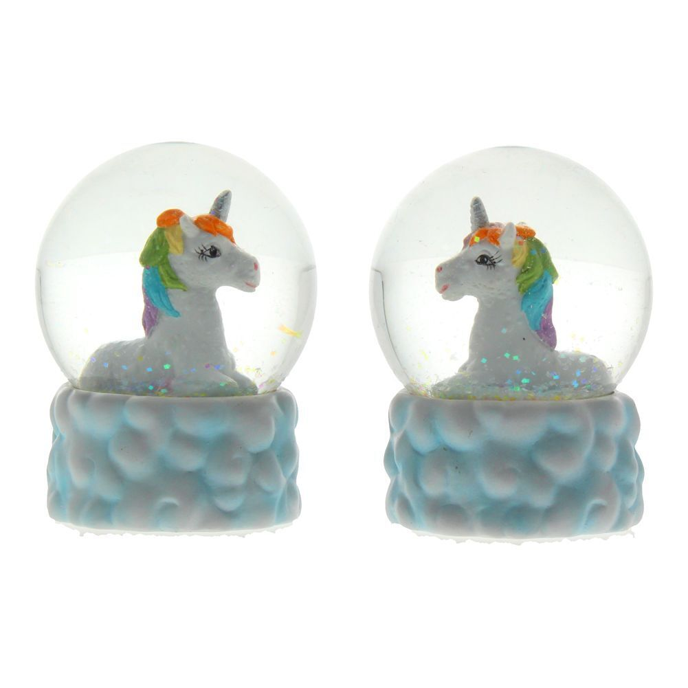 Rainbow Friends Snowglobes (Set of 2) 8.8cm 6.5*6.5*8.8cm Brown Box