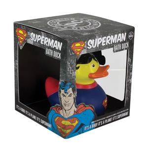 DC Comics - Superman Bath Duck V2