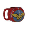 DC Comics - Wonder Woman Shield Mug