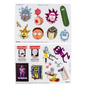 Rick and Morty - Gadget Decals
