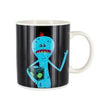 Rick and Morty -  Mr Meeseeks Heat Change Mug